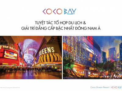 Voucher đặt phòng Superior Cocobay Đà Nẵng chỉ từ 275k/khách/đêm